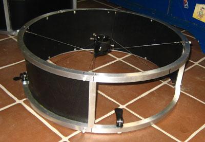 Astrotreff - Astronomie Treffpunkt - Drahtspinne bauen