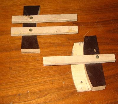 fangspiegelhalter und drahtspinne. Black Bedroom Furniture Sets. Home Design Ideas